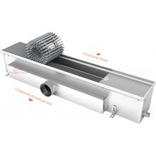Встраиваемый в пол конвектор без вентилятора EVA K.160.165 (длина 1000 мм)