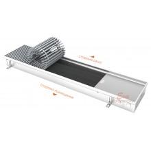 Встраиваемый в пол конвектор без вентилятора EVA K.80.203 (длина 1000 мм)