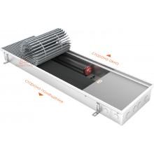 Встраиваемый в пол конвектор с тангенциальным вентилятором EVA KB.100.258 (длина 1000 мм)