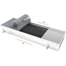 Встраиваемый в пол конвектор без вентилятора EVA KC.125.303 (длина 1000 мм)