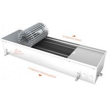 Встраиваемый в пол конвектор без вентилятора EVA KC.200.303 (длина 1000 мм)