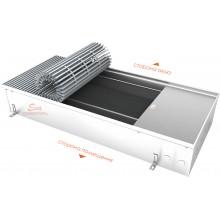 Встраиваемый в пол конвектор без вентилятора EVA KC.200.403 (длина 2000 мм)