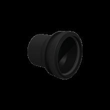 Манжета для канализационной трубы Ø 100/90 для систем DELABIE TEMPOFIX 3 (артикул 578090)