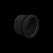 Манжета для канализационной трубы Ø 100/110 для систем DELABIE TEMPOFIX 3 (артикул 578110)
