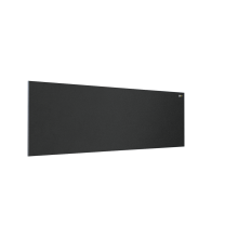 Керамический энергосберегающий обогреватель LUXOR ЭКО W500R со встроенным терморегулятором (цвет Lava)
