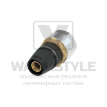 Адаптер на медную трубу с резьбовым зажимом TECElogo ? 20 х 15 мм