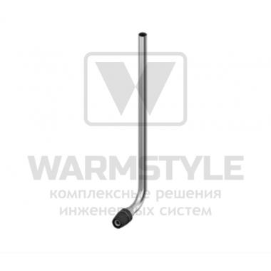 Монтажная трубка для подключения радиатора конечная TECElogo ? 20 х 15 мм Cu х 330 мм