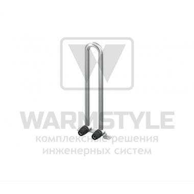 Монтажный узел для подключения радиатора, напольный TECE