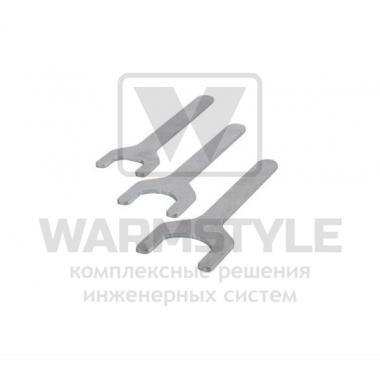 Комплект рожковых ключей для разборки соединений TECElogo ? 16–25 мм