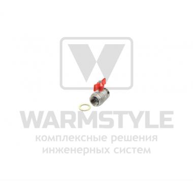 """Шаровой кран TECEfloor 3/4"""" IG х 1"""" AG"""