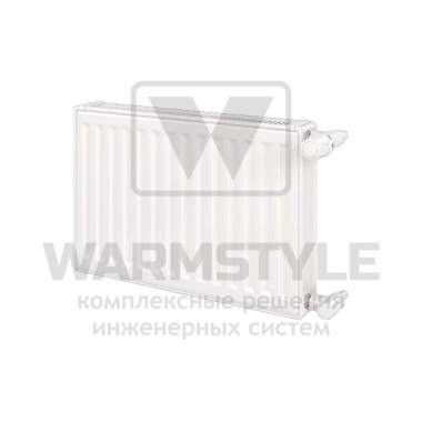 Стальной панельный радиатор Vogel&Noot Profil Kompakt 22K 1400x105x300 мм