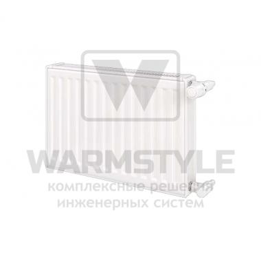 Стальной панельный радиатор Vogel&Noot Profil Kompakt 33K 2400x166x300 мм