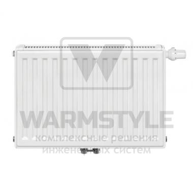 Стальной панельный радиатор Vogel&Noot PROFIL T6 22VM 1320x105x500 мм