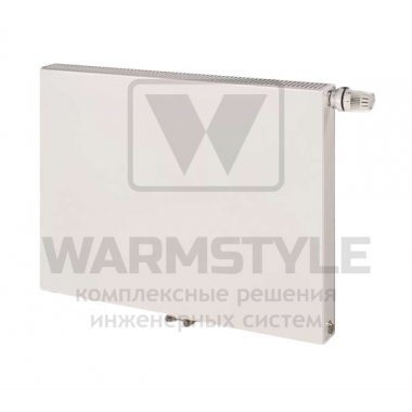 Стальной панельный радиатор Vogel&Noot PLAN 33P(PM) 1400х168х500 мм
