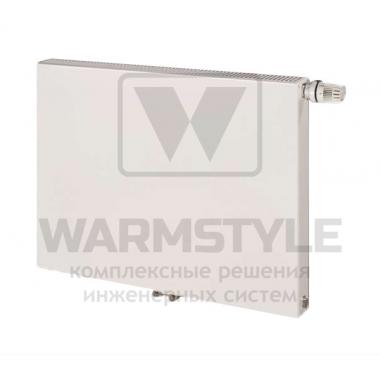 Стальной панельный радиатор Vogel&Noot PLAN 33P(PM) 1320х168х600 мм