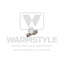 Проходной термостатический радиаторный клапан Cosmo, ВР-НР