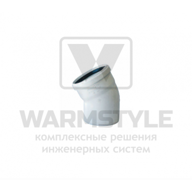 Отвод REDI Phonoline 30° d90 (уплотненный)