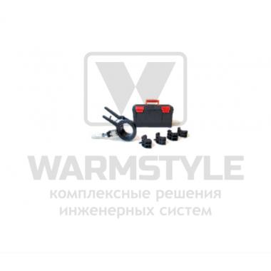 Труборез орбитальный с насадками 50-75-110 в чемодане REDI