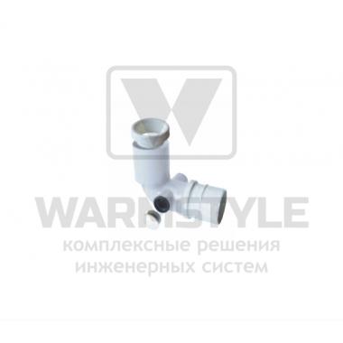 Отвод для туалета с 2-мя клеммами REDI Phonoline d110