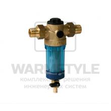 Ratio FR/FR-Hot фильтр с обратной промывкой для холодной воды SYR DN 15