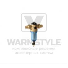 Ratio FF/FF-Hot фильтр с прямой промывкой для холодной воды SYR DN 15