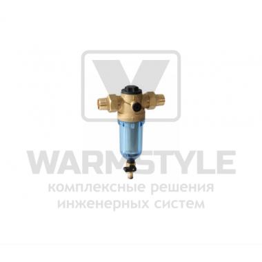 Ratio FF/FF-Hot фильтр с прямой промывкой для холодной воды SYR DN 20
