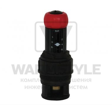 Встраиваемый редуктор давления для фильтров Ratio FF и Ratio FR (горячая вода) SYR