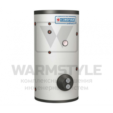 Бойлер косвенного нагрева Cordivari BOLLY 1 ST WB/WC (200 литров)