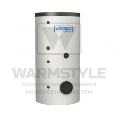Бойлер косвенного нагрева Cordivari BOLLY 2 ST XB/XC INOX (2000 литров)