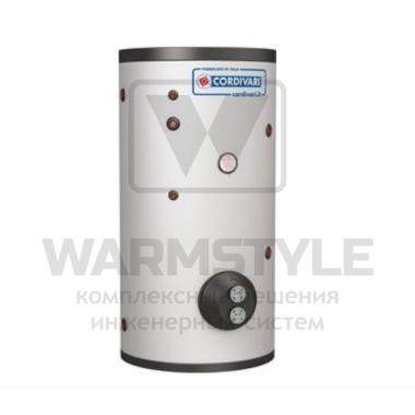 Бойлер косвенного нагрева Cordivari EXTRA 1 VAPORE (1500 литров)