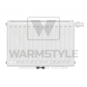 Стальной панельный радиатор Vogel&Noot PROFIL T6 22VM 520x105x600 мм