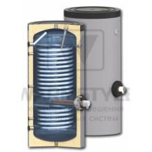Вертикальный бойлер косвенного нагрева с двумя увеличенными теплообменником Sunsystem SWP2 N 300 l (300 литров)