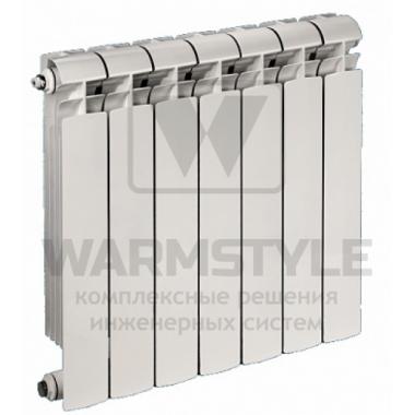 Алюминиевый радиатор Global VOX 500 (590х95x240)