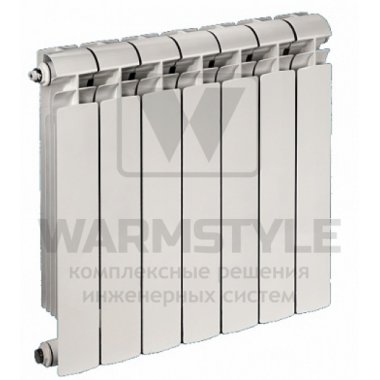 Алюминиевый радиатор Global VOX 500 (590х95x960)