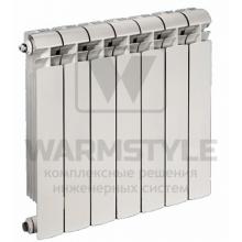 Алюминиевый радиатор Global VOX 500 (590х95x1040)
