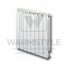 Алюминиевый радиатор Global KLASS 500 (582х240х80)
