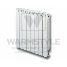 Алюминиевый радиатор Global KLASS 500 (582х320х80)