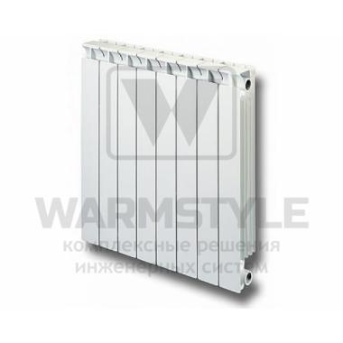 Алюминиевый радиатор Global KLASS 500 (582х640х80)