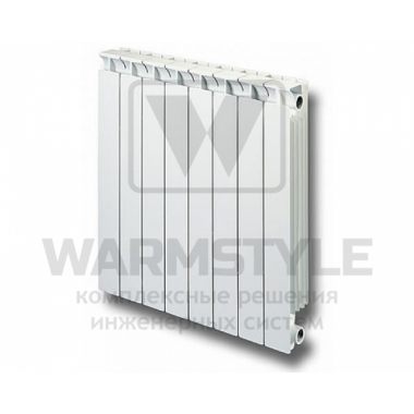 Алюминиевый радиатор Global KLASS 500 (582х880х80)