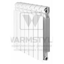 Биметаллический радиатор Global Style 350 (425х320х80)