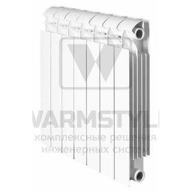 Биметаллический радиатор Global Style 350 (425х400х80)