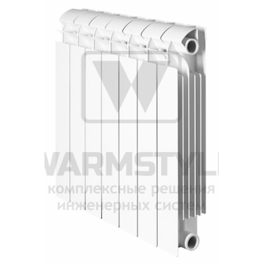 Биметаллический радиатор Global Style 350 (425х1040х80)
