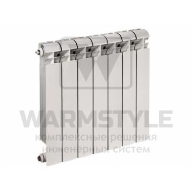 Биметаллический радиатор Global Style 500 (575х480х80)