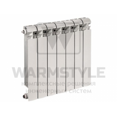 Биметаллический радиатор Global Style 500 (575х720х80)