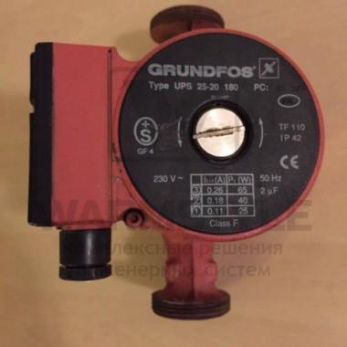 Циркуляционный насос Grundfos UPS 25-20
