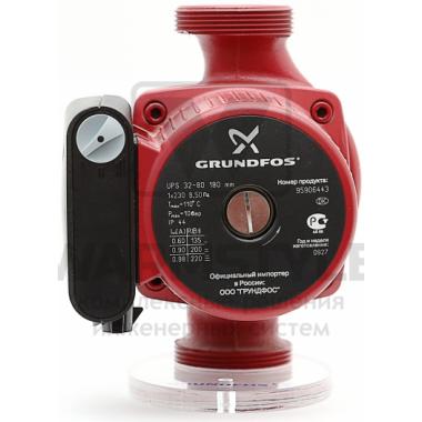 Циркуляционный насос Grundfos UPS 32-80 N