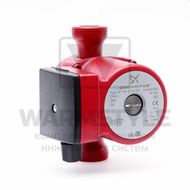 Циркуляционный насос Grundfos UP 20-15 N 3 x 400 В