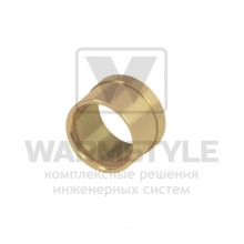 Пресс-втулка для универсальной многослойной трубы TECE ? 40 мм