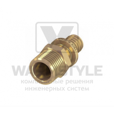 """Соединение прямое с ниппелем TECE ∅ 16 мм х 1/2"""" AG"""