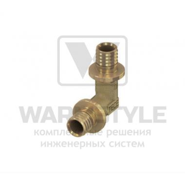 Уголок соединительный 90° TECE ∅ 63/63 мм